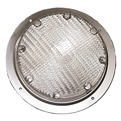 Arcon 10705 Scare Light with Clear Lens and Surface Mount: Automotive