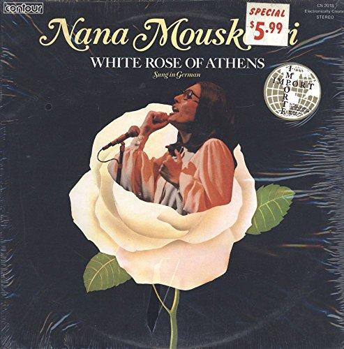 Price comparison product image Nana Mouskouri - White Rose Of Athens - Contour - CN 2018