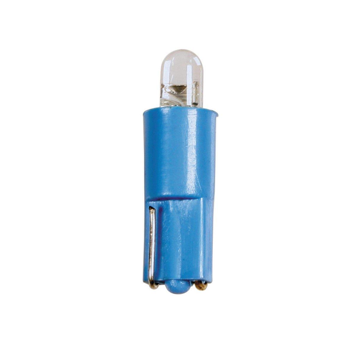 Lampa 58489 Set Lampade a LED per Cruscotto, T3, 3 mm, Bianco LA_58489