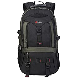 KAKA Multipurpose Business Laptop Backpack Hiking Backpack Travel Knapsack # 2020