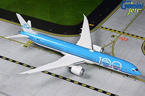 KLM Boeing 787-10 PH-BKA 100th Anniversary Gemini Jets GJKLM1890 1:400