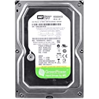 Western Digital AV-GP GreenPower 500GB SATA 300 Hard Drive IntelliPower 16MB - WD5000AVCS (Certified Refurbished)