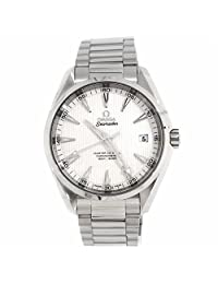 Omega Seamaster automatic-self-wind mens Watch 231.10.42.21.02.003 (Certified Pre-owned)
