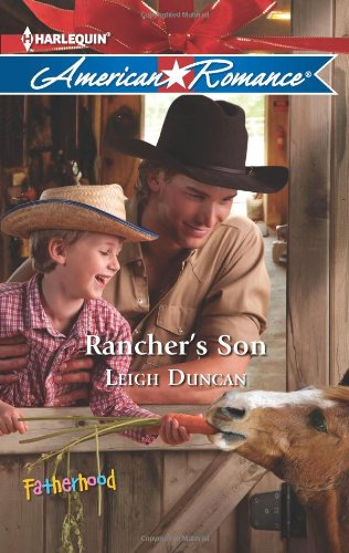 book cover of Rancher\'s Son