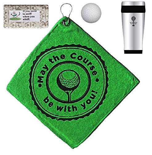 Golf Novelty Present | Includes