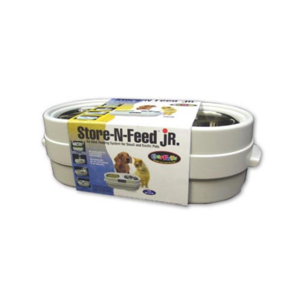 Our Pets Company Ourpets Store-N-Feed Jr Dog Diner
