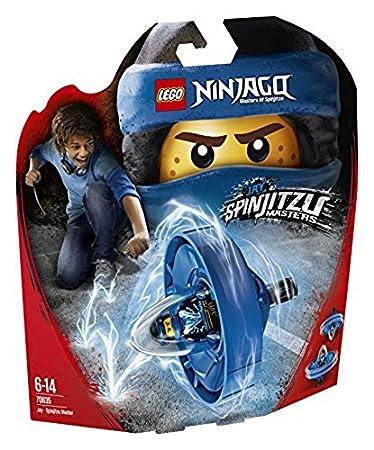 LEGO Ninjago Jay: Maestro del Spinjitzu
