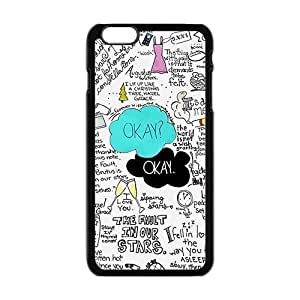 Cool Painting Creative cartoon design OKay Cell Phone Case for Iphone 6 Plus