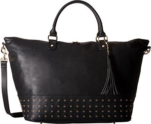 deux-lux-womens-london-weekender-black-luggage