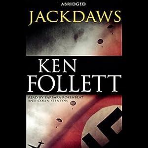 Amazon.com: Jackdaws (Audible Audio Edition): Ken Follett ...  Ken Follett Jackdaws