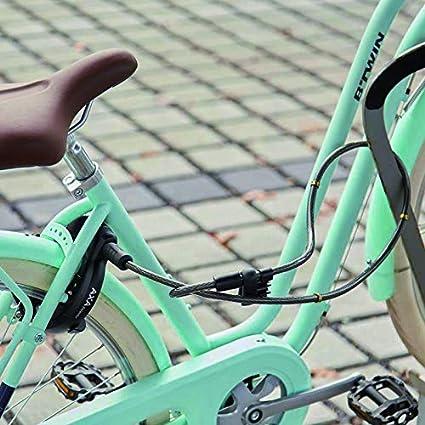 Inserire le cavo 115/cm Axa RLS per bicicletta lucchetto Axa Defender