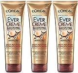 L'Oreal Hair Expert / Paris - EverCreme Deep Nourish - Conditioner - With Apricot Oil - Net Wt. 8.5 FL OZ (250 mL) Per Tube - Pack of 3 Tubes
