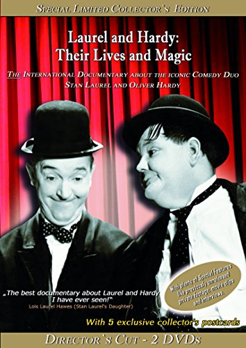 Laurel and Hardy: Their Lives and Magic (English Language) - image
