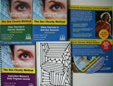 The See Clearly Method; Better Vision Without Glasses, Contacts or Surgery (Box Set includes DVD, CD-ROM and Manual/Journal)