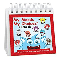 Teach kids about different moods and positive actions that can be taken in a fun and educational way. This flipbook is perfect for displaying at home, school, and counseling offices. * 20 different moods are included (angry, bored, confident, confuse...
