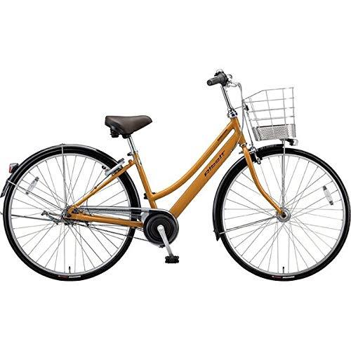 ブリヂストン シティサイクル自転車 アルベルト A65LB E.キャラメルブラウン E.キャラメルブラウン   B07J2XQBDF