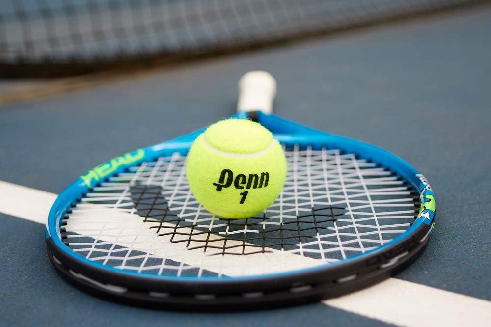 Penn Championship Tennis Balls - Extra Duty Felt Pressurized Tennis Balls - (2 Cans, 6 Balls) : Sports & Outdoors