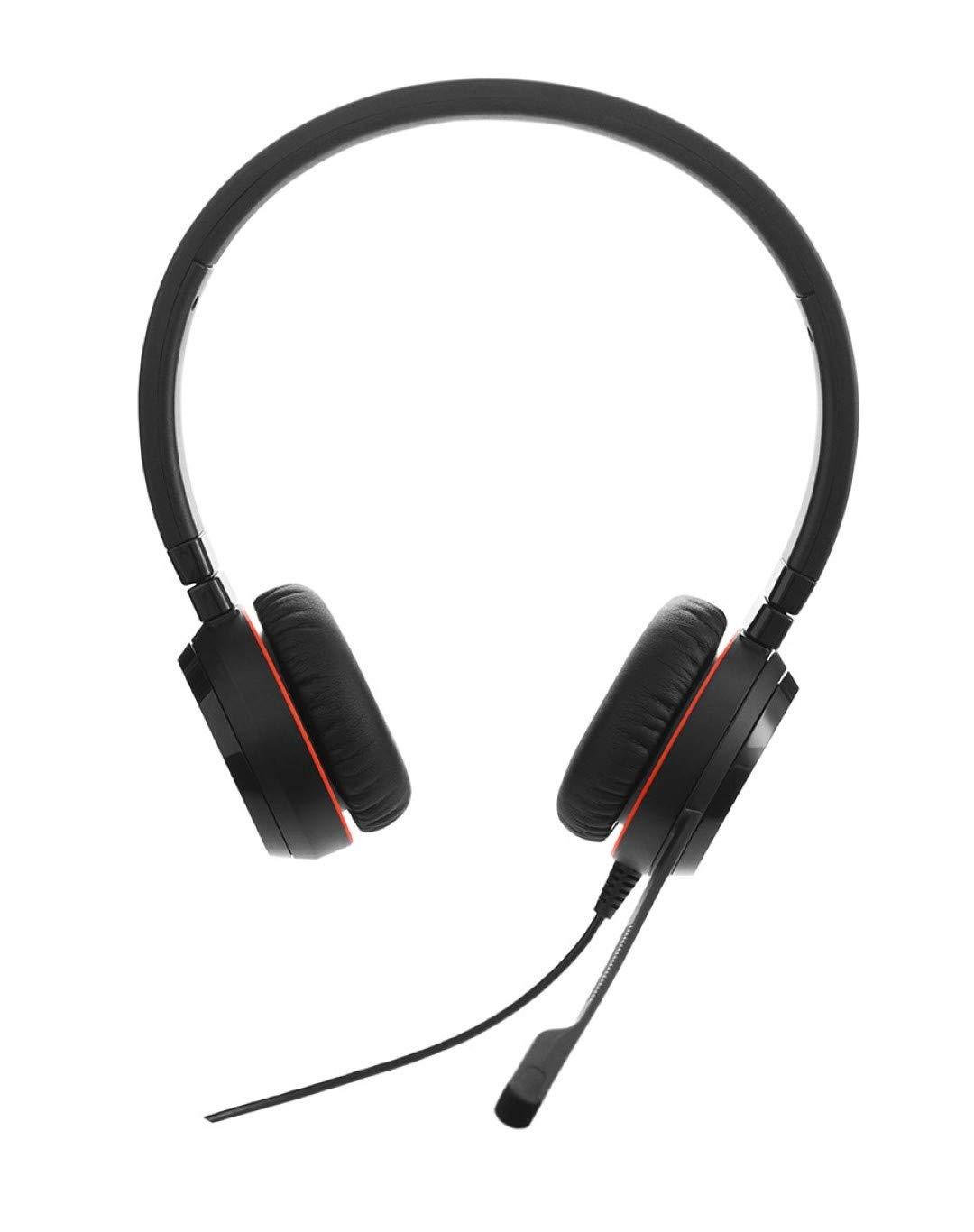 Jabra Evolve 30 II UC Stereo Wired Headset/Music Headphones