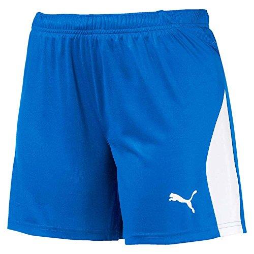 Liga Shorts Electrique Jogging Puma De Bleu Lemonade blanc W Pantalon Femme BT4dSw