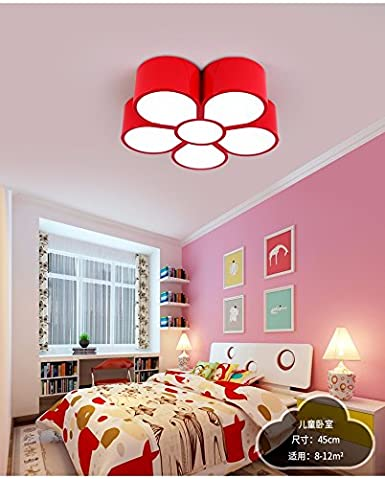 Cttsb Color Clouds personality led bedroom lights children ...