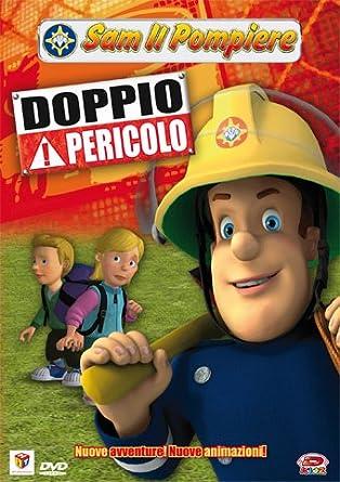 Amazon Com Sam Il Pompiere 04 Doppio Pericolo Dvd Italian