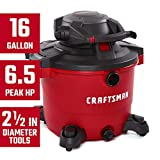 CRAFTSMAN CMXEVBE17607 16 Gallon 6.5 Peak HP