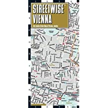 Streetwise Vienna Map - City Center Street Map of Vienna, Austria