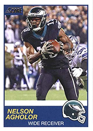 aacbf8e4 Amazon.com: 2019 Score #188 Nelson Agholor Philadelphia Eagles ...