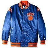 NBA Mens The Enforcer Retro Satin Jacket