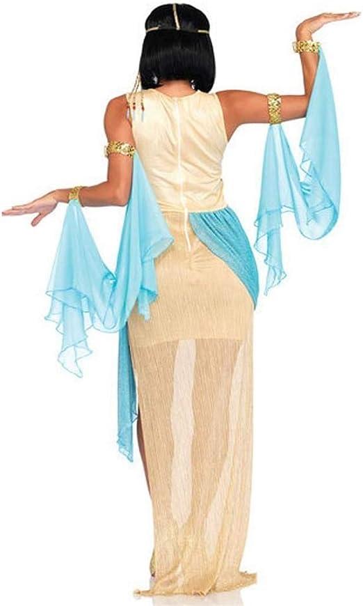 Yunfeng Halloween Bruja Disfraz para Mujer Rendimiento de Griego ...