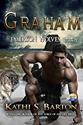 Graham: Emerson Wolves-Paranormal Erotic Wolf Shifter Romance