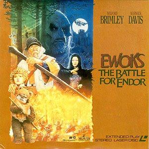 Ewoks : The Battle for Endor (Laserdisc)