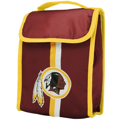 NFL Washington Redskins Velcro Lunch Bag