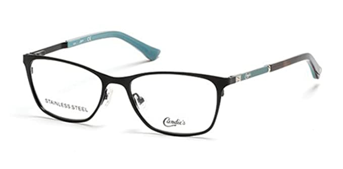 2409687aa2bb Image Unavailable. Image not available for. Color  Eyeglasses Candies CA  0141 002 matte black