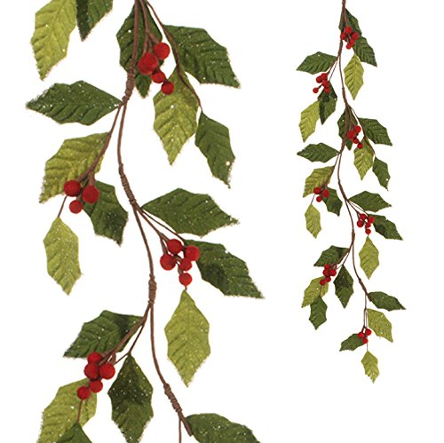 Holly Berry Garland - 5