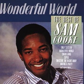 Amazon   Wonderful World   Sam Cooke   クラシックソウル   音楽