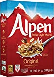 Alpen Cereal, Original, 14 Ounce (Pack of 6)