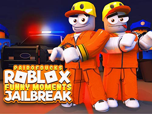 Clip: Roblox Jailbreak (PairOfDucks Funny Moments) on Amazon Prime Video UK