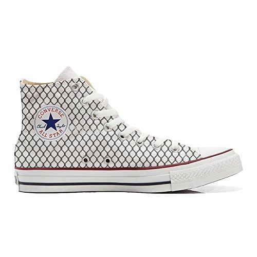 Personnalisé Coutume Artisanal Imprimés Chaussures Network produit Converse Italien Sneaker All Star Et Hi Unisex EcgZq
