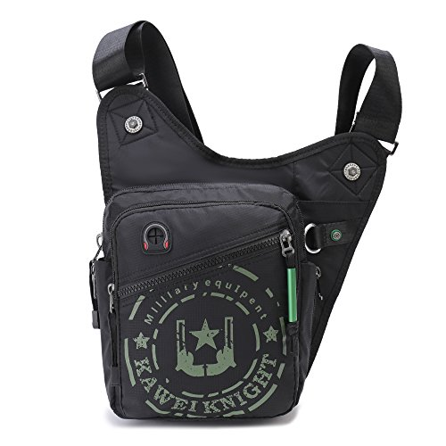 BUM Men's Backpack (Black) - 7