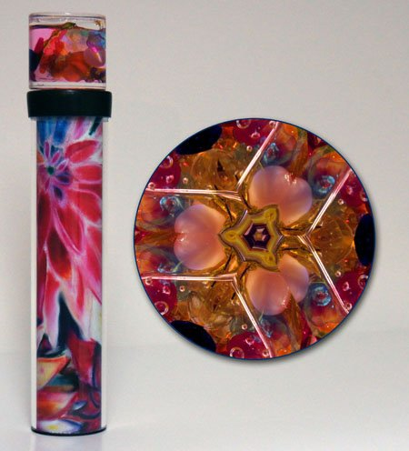 Ana's Flower Turning End Kaleidoscope