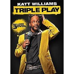 Katt Williams Triple Play