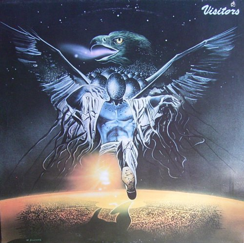 The Planet Deosnt Mind By X Visitors On Dancing Bear Records Db0001   1983   Collectible Hard To Find   Vinyl Lp 12   Not Cd    High Entergy 136Bpm