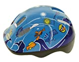 Ventura Children's Cycling Helmet, 48-52 cm, Sea World (Blue)