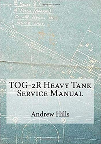 TOG-2R Heavy Tank Service Manual