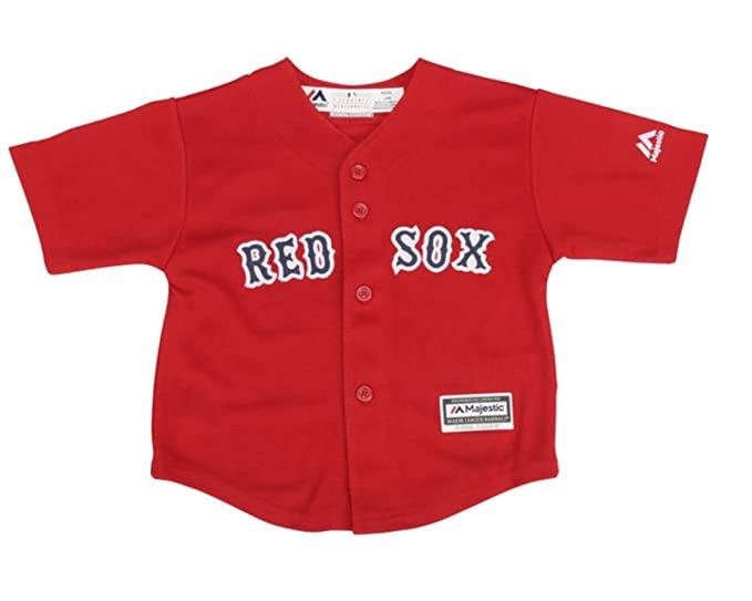 Boston Red Sox Alternate Red Cool Base Infant Jersey (Infant 24 Months) 046f2ea75c7