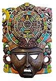 Mayan Mask - Aztec Calendar *Premium Craft*