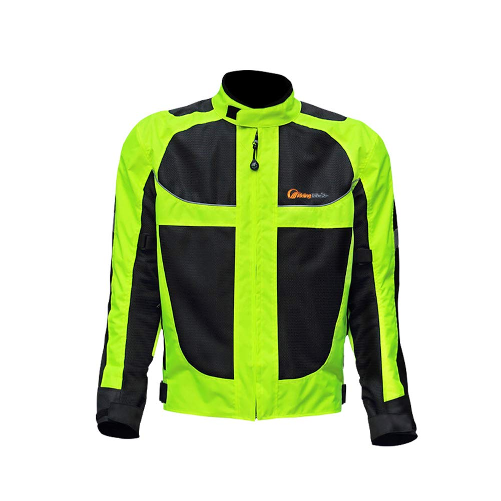 Ocamo Men Motorcycle Riding Clothing Warm Racing Motorcycle Suit for Autumn Wnter M