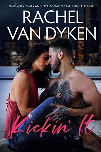 Kickin' It (Red Card Book 2) by [Van Dyken, Rachel]