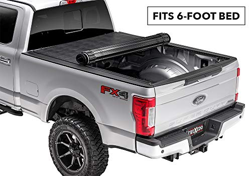 TruXedo Sentry Hard Rolling Truck Bed Tonneau Cover | 1546601 | fits 02-09 Dodge Ram 1500, 2500 & 3500 (2003-09), Mega Cab (2006-08) 6' bed